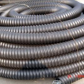 125/100碳素波纹管