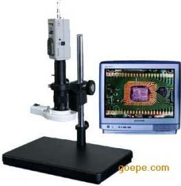 电视显微镜 视频显微镜 单筒变倍显微镜