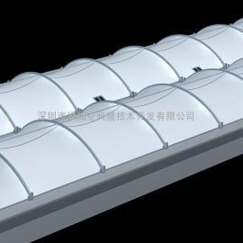 污水池加盖/膜结构加盖/除臭密封罩