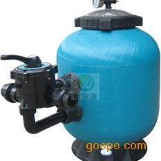 惠州游泳池碳钢毛发聚集器