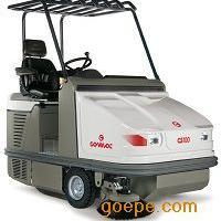 CS 110D驾驶式无尘清扫车