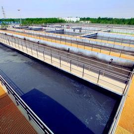 污水处理厂专用玻璃钢格栅,格栅,黄色格栅,玻璃钢网格