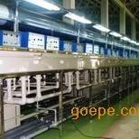 直插式LED支架选择性镀银电镀线设备