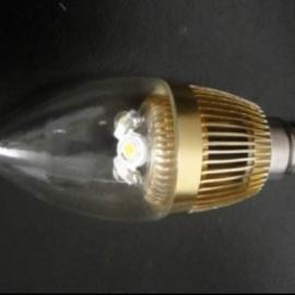 LED尖泡灯,酒店装饰灯批发,LED蜡烛灯E14小锣口