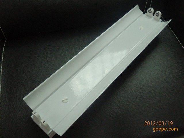 t8led灯管支架,t8双支带罩支架,led支架