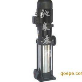 GDL型不�P�立式多�管道泵