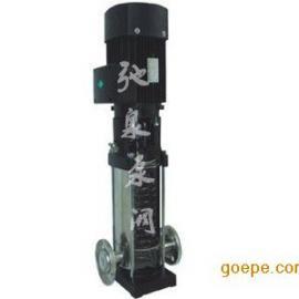 不锈钢多级管道泵