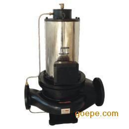 PBSL型屏蔽立式单级双吸离心泵