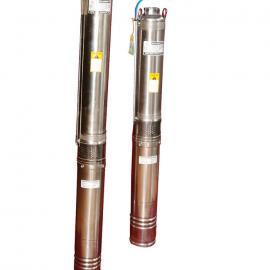 QJ系列不锈钢深井泵潜水泵