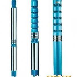 HQJ不锈钢多级深井潜水电泵(不锈钢深井泵)