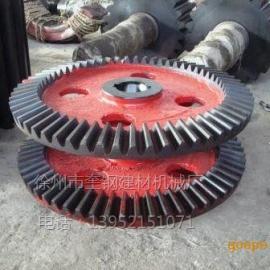 江苏奎钢定制加工各种机械伞齿轮
