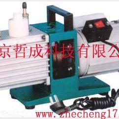 生产2XZ-0.5旋片真空泵
