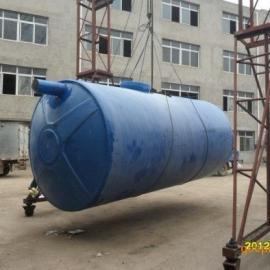 玻璃钢化粪池【生活污水处理设备】