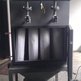 单机除尘器 移动式除尘 单机布袋除尘器