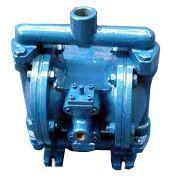 永嘉瓯北厂家QBY-10-15铸铁气动隔膜泵