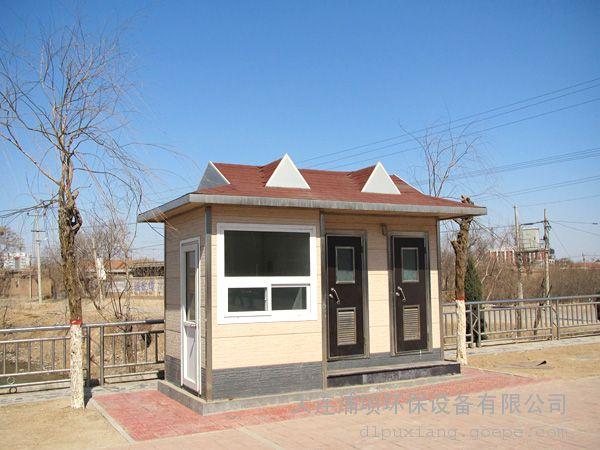 欧式移动厕所-园林风格移动公厕-秦皇岛移动公厕大连