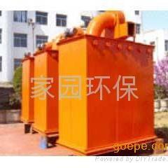 布袋除尘器|不锈钢单机除尘器|高效优质除尘器-家园环保
