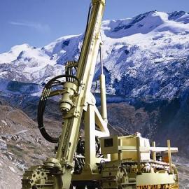 供应KQ90Y小型履带式液压潜孔钻机