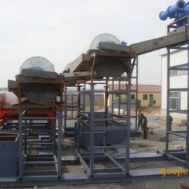 大型矿石磁选机 大型砂铁矿磁选机厂家-郑州科恒磁选机厂家