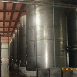 大型不锈钢发酵罐