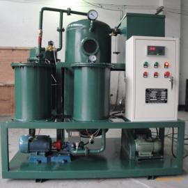 RZL-B润滑油脱大水净化滤油机