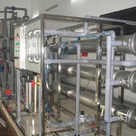 河北水处理设备6T/H单级反渗透设备