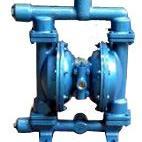 永嘉QBY-40铸铁隔膜油泵