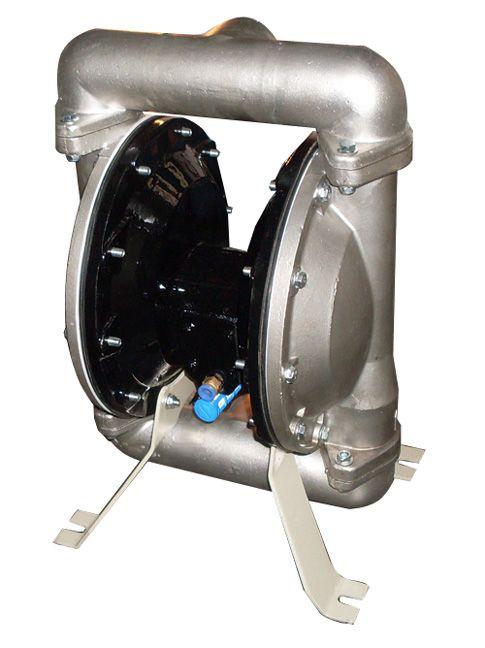 QBY-50P不锈钢气动隔膜泵