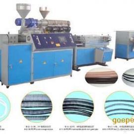 PPPE单壁波纹管生产线PPPE单壁波纹管设备