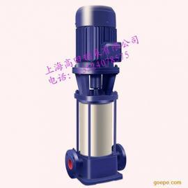 125GDL100-20X2生活泵 离心泵 消防泵 变频供水设备