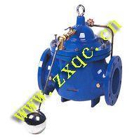 遥控浮球阀,薄膜式液压水位控制阀