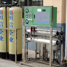 泰兴锅炉软化用水水处理装置
