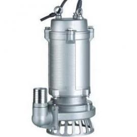 304材质316L不锈钢|WQB型耐腐蚀潜水|污水泵优价格