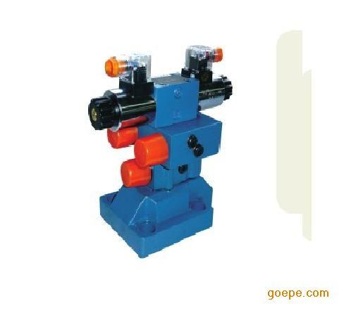 《华德液压》db2u10-30-50/-型两级电液先导溢流阀