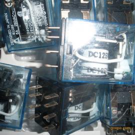 陕西、湖北-继电器MY2NJ/3NJ-125V厂家、报价