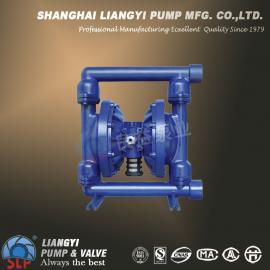 QBY-100PF不锈钢衬氟气动隔膜泵