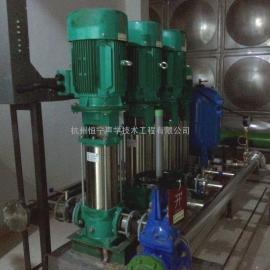 水泵隔振噪声治理