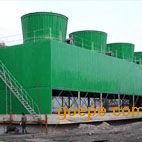 厂价供应天津宝坻冷却塔 无填料喷雾冷却塔