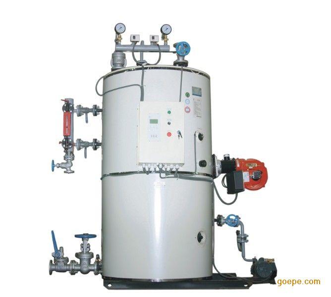 小型立式蒸汽锅炉燃油燃气蒸汽锅炉图片 高清大图 谷瀑环保