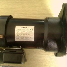 SOHIX刀库马达SVB18-20-0.2KW SVB18-20R0.2KW