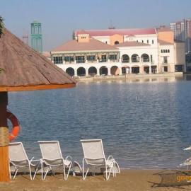 别墅景观水,游泳池水质治理维护处理