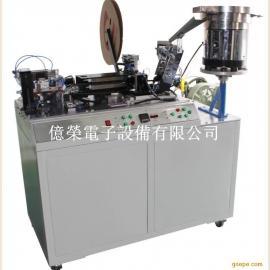 电阻穿套管机F型(带热缩套管功能),全国首创(专利产品)
