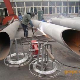 陕西宝鸡金属热喷涂热喷锌热喷铝喷铜喷不锈钢防腐耐磨施工