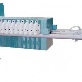 供应手动千斤顶板框压滤机