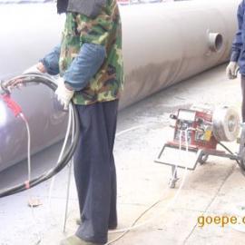水工钢闸门热喷锌热喷铝喷不锈钢复合涂层应用