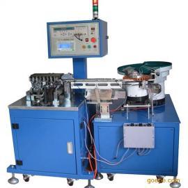 亿荣YR-290全自动散装电容成型机/LED成型机