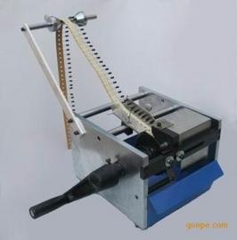 YR-110A手摇单边零件截断机/单边电容切脚机