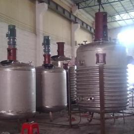 广东反应罐/反应锅,广东反应容器,江西不锈钢反应促销价格
