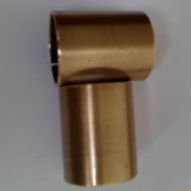 FFZ -1铜基聚四氟乙烯复合轴承(铜基无油轴承)