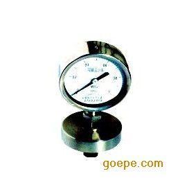 北京 隔膜式/隔膜式耐震压力表